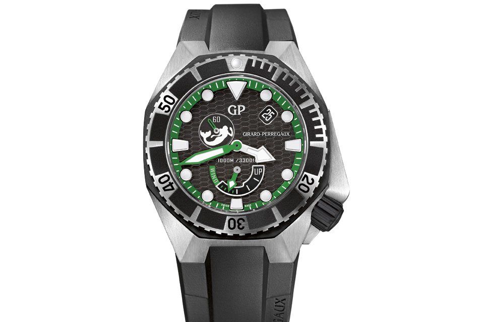 Girard-Perregaux Sea Hawk MoM
