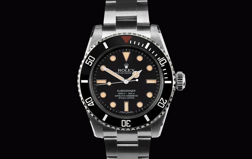 HS01 Heritage Submariner Big Crown by Project X Designs