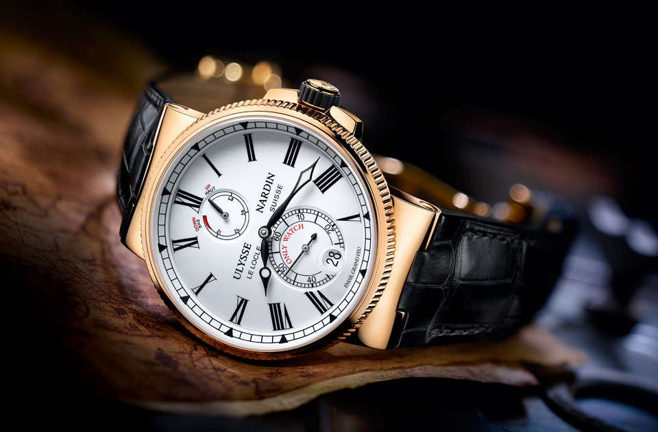 Ulysse Nardin Only Watch 2013