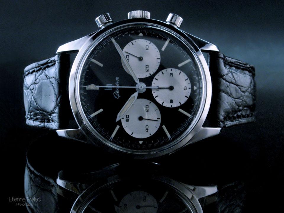 vintage Lip Venus chronograph