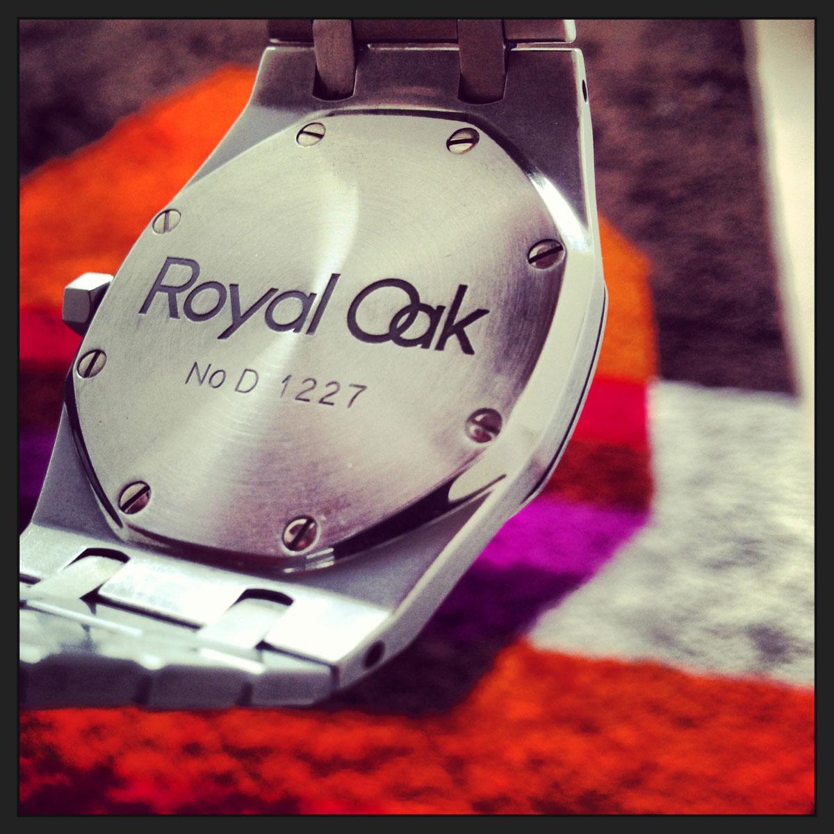 Audemars Piguet Royal Oak 5402ST