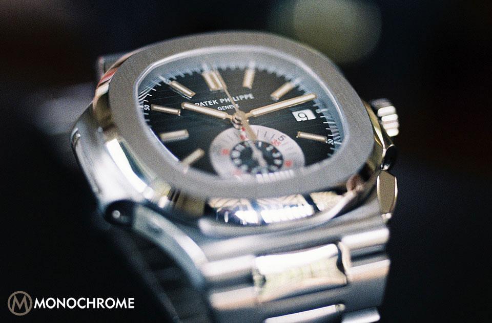 Patek Philippe ref.5980 Nautilus Chronograph