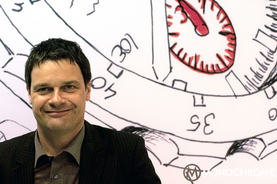 Thilo Muehle Managing Director Mühle Glashütte