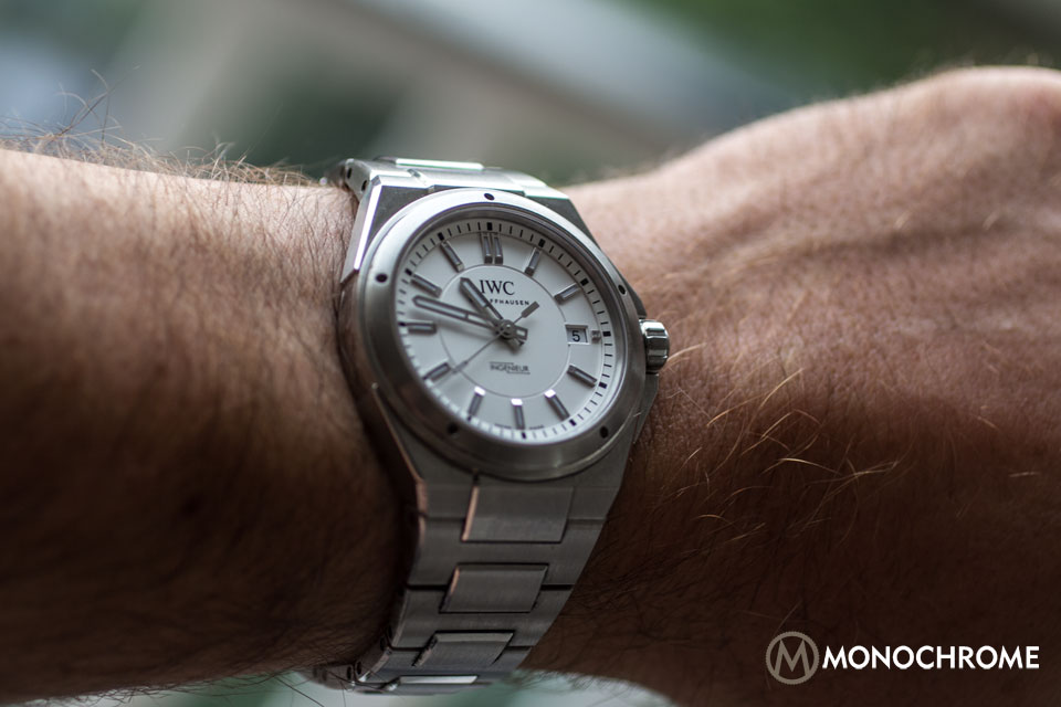 super popular 3ad16 12e74 IWC Ingenieur Automatic ref.3239 Reviewed - Monochrome Watches