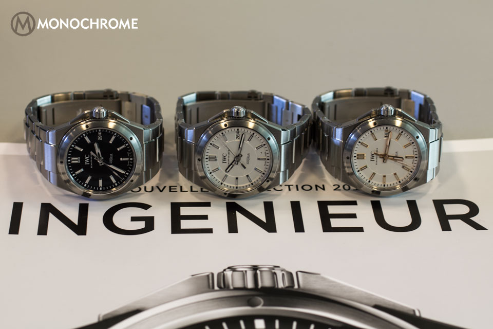 IWC Ingenieur automatic collection