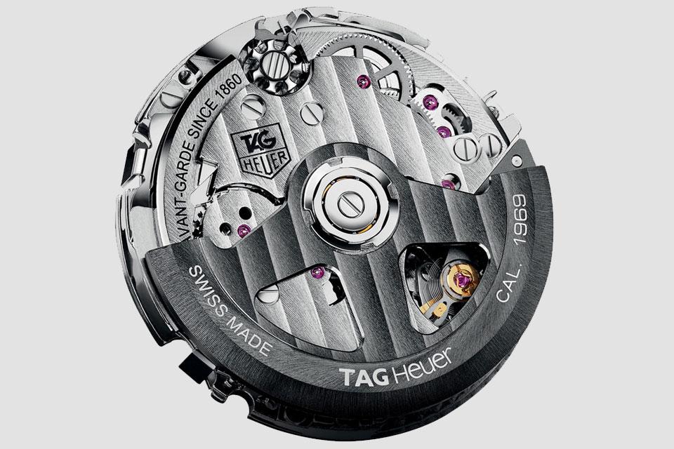 TAG Heuer Calibre 1969 chronograph