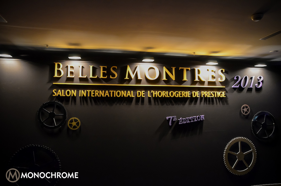 Belles Montres 2013