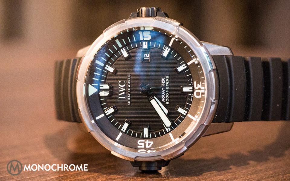 IWC Aquatimer 2000 IW358002