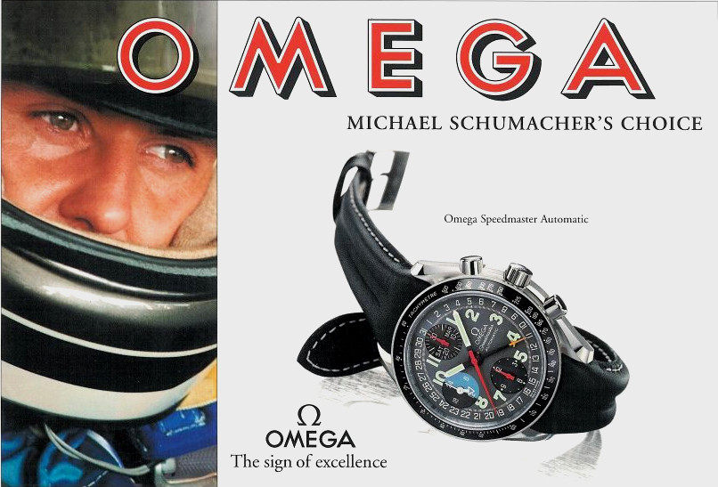 Michael Schumacher Considered by Many the Very Best Racer