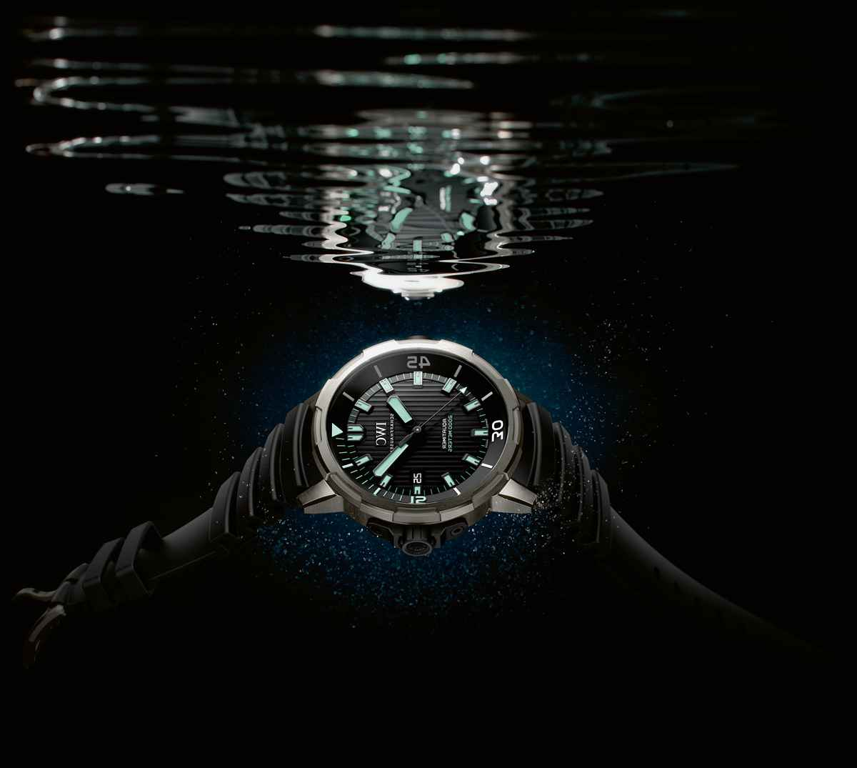 SIHH 2014 IWC Aquatimer Automatic 2000 IW358002 (3)