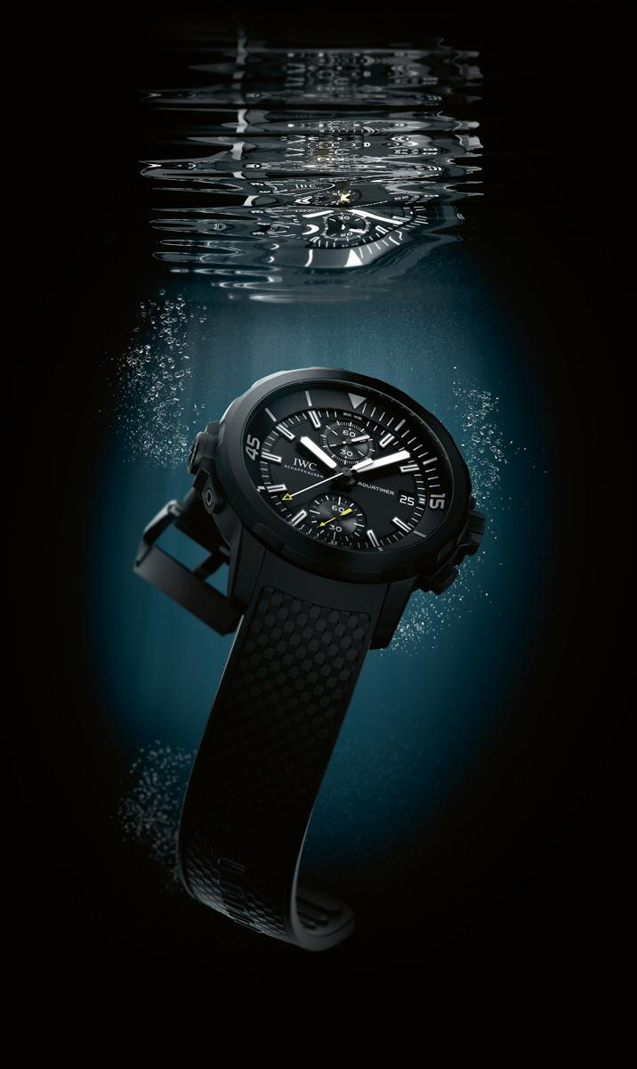 SIHH 2014 IWC Aquatimer Chronograph Galapagos Islands IW379502 (3)