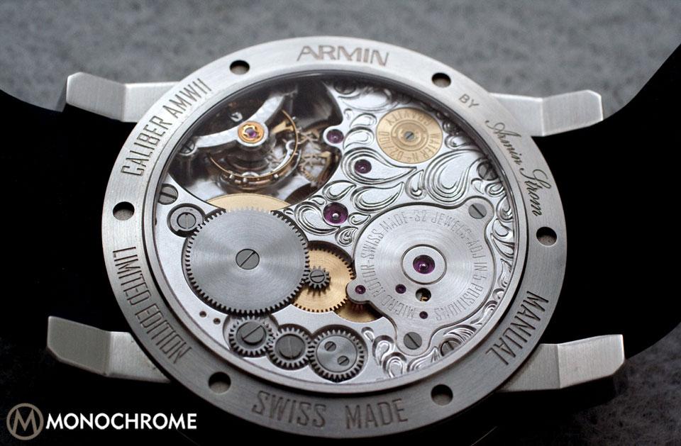 Armin Strom Gravity Water