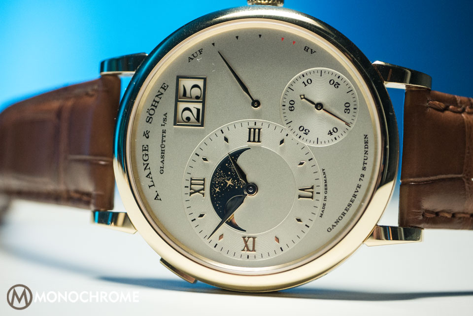 A. Lange & Söhne Grand Lange1 Moon Phase