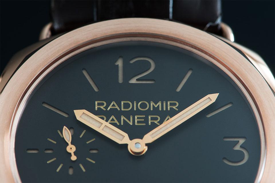 Panerai PAM00522 Radiomir Oro Rosso