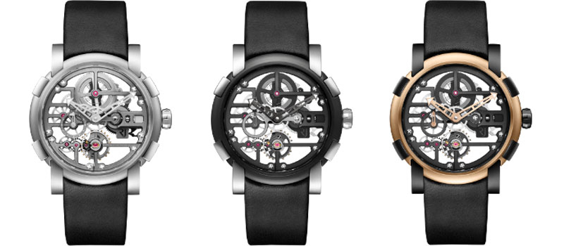 Romain Jerome Skylab collection