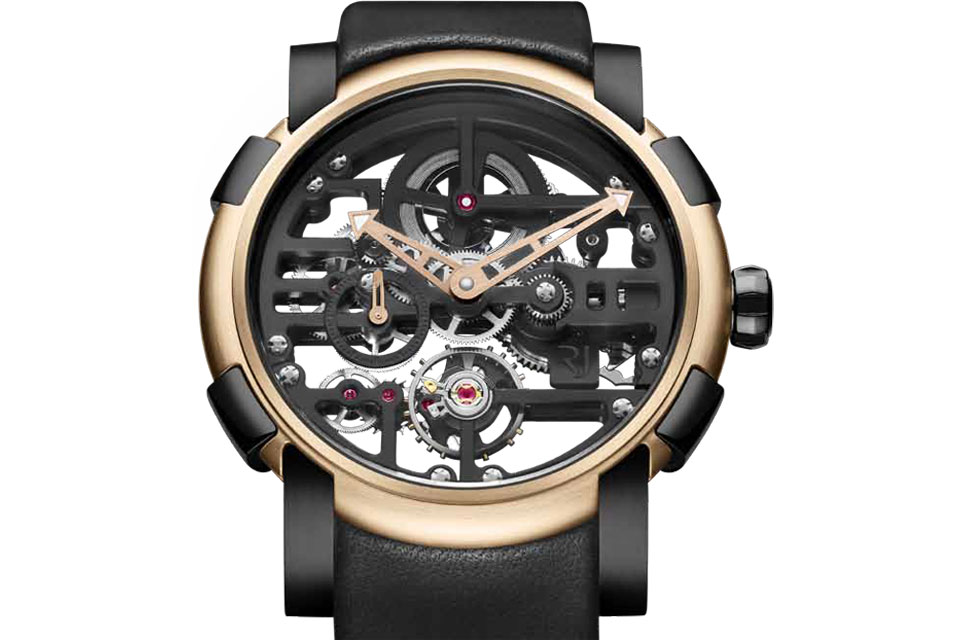 Romain Jerome Skylab Red