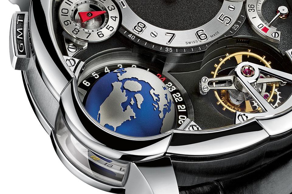 Greubel Forsey GMT Platinum