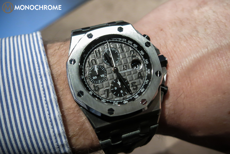 Audemars Piguet Royal Oak Offshore 42mm