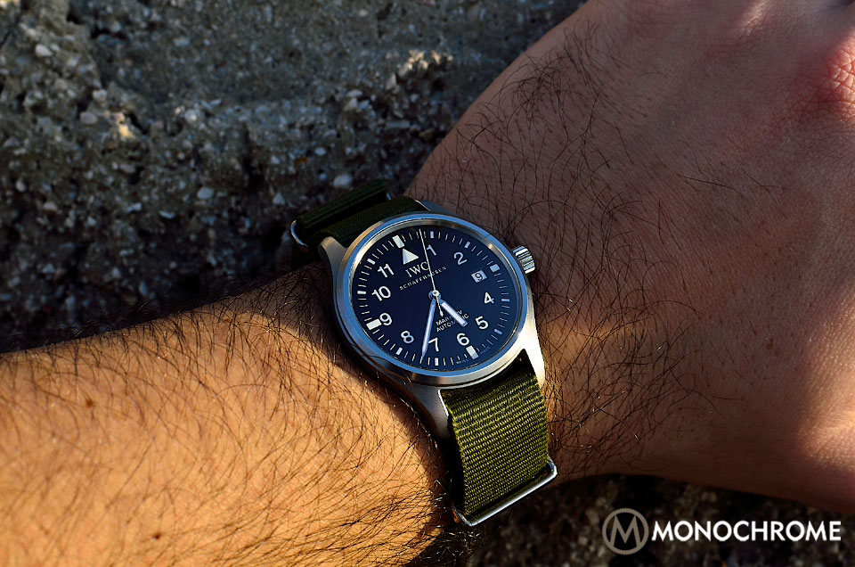 IWC Mark XV Pilot's Watch