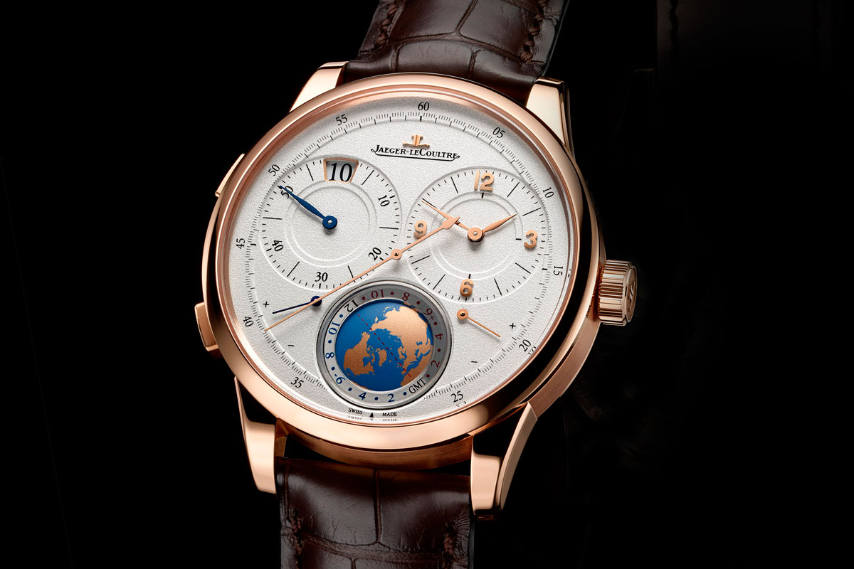 Jaeger-LeCoultre Duometre Unique Travel Time