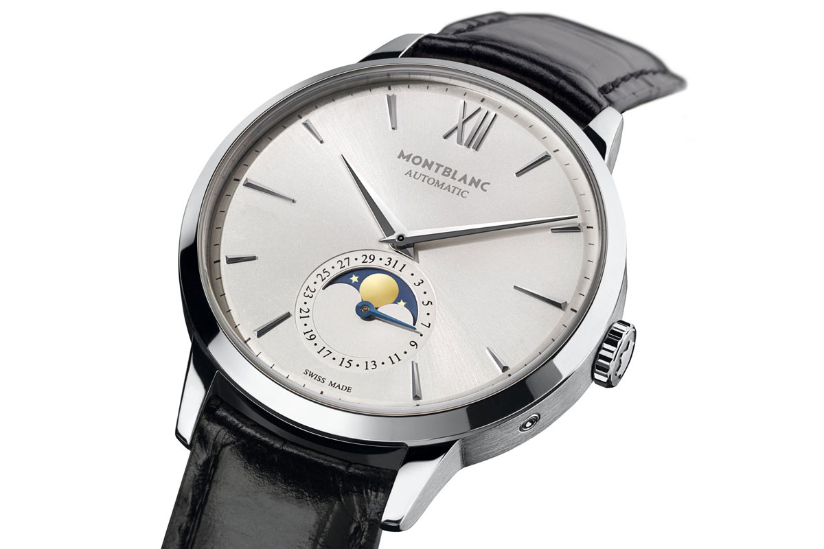 Montblanc Meisterstuck Heritage Moonphase