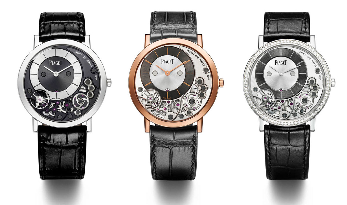 Piaget Altiplano 900p collection