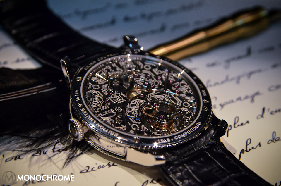 Julien Coudray - Competentia 1515