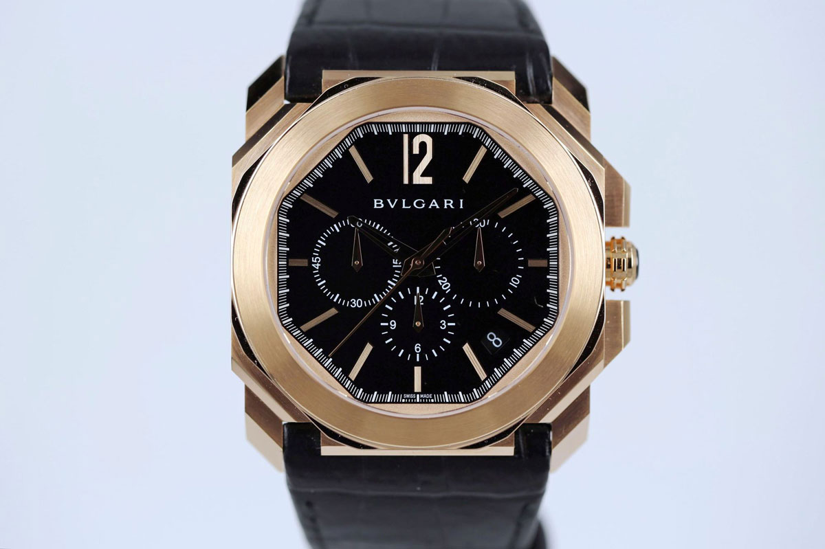 Bulgari Octo Chrono