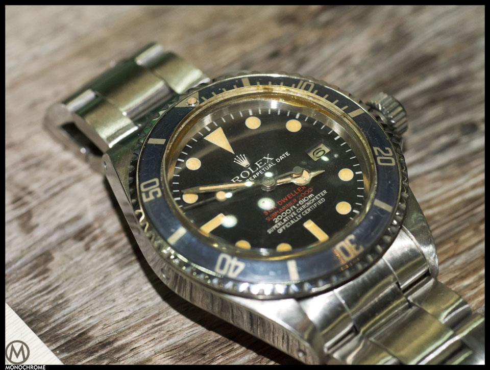 Rolex Sea-Dweller ref. 1665 Double Red