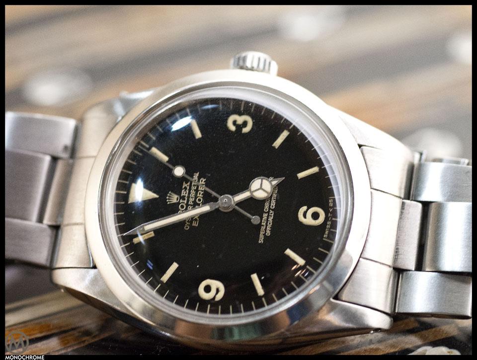 Rolex Exploere I ref. 1016