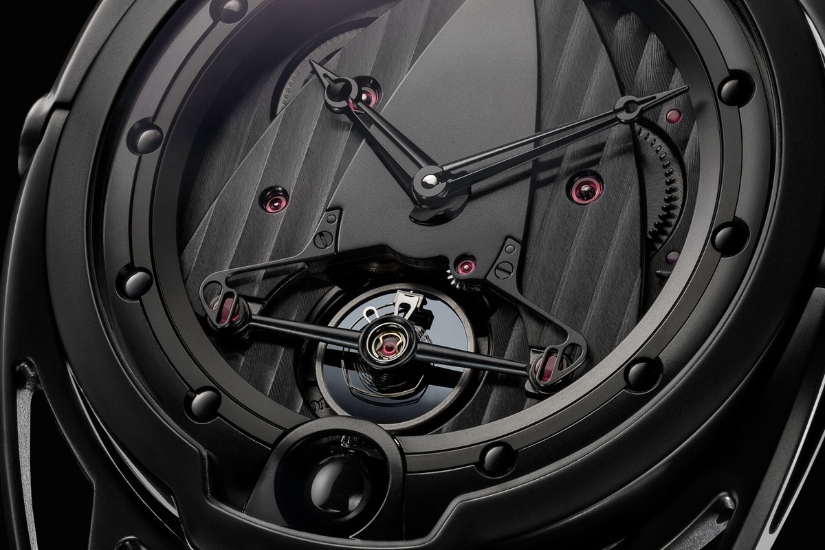 De Bethune DB28 Dark Shadow