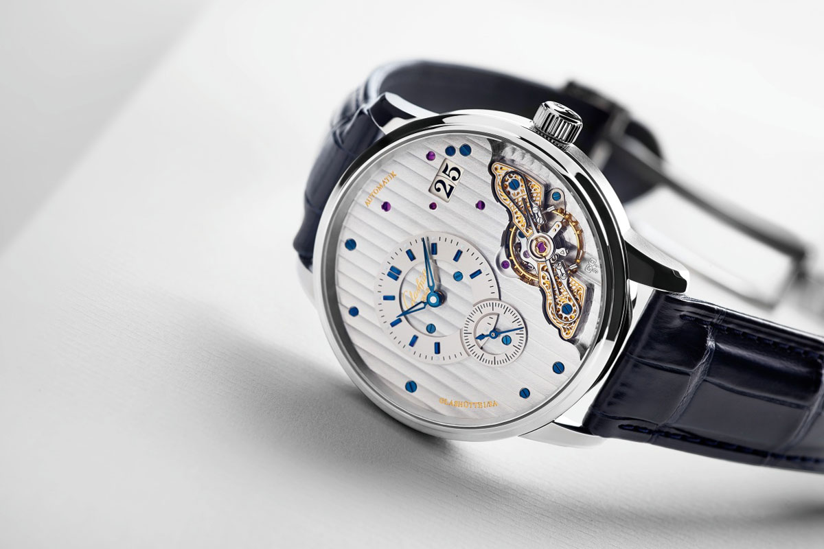 Glashutte-Original PanoMaticInverse