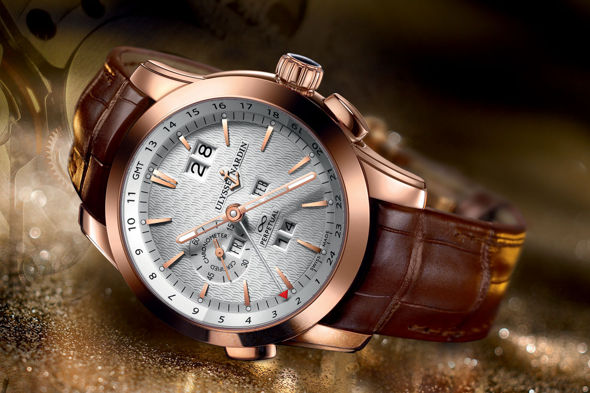 Ulysse Nardin Perpetual Manufacture Limited Edition of 250 pieces