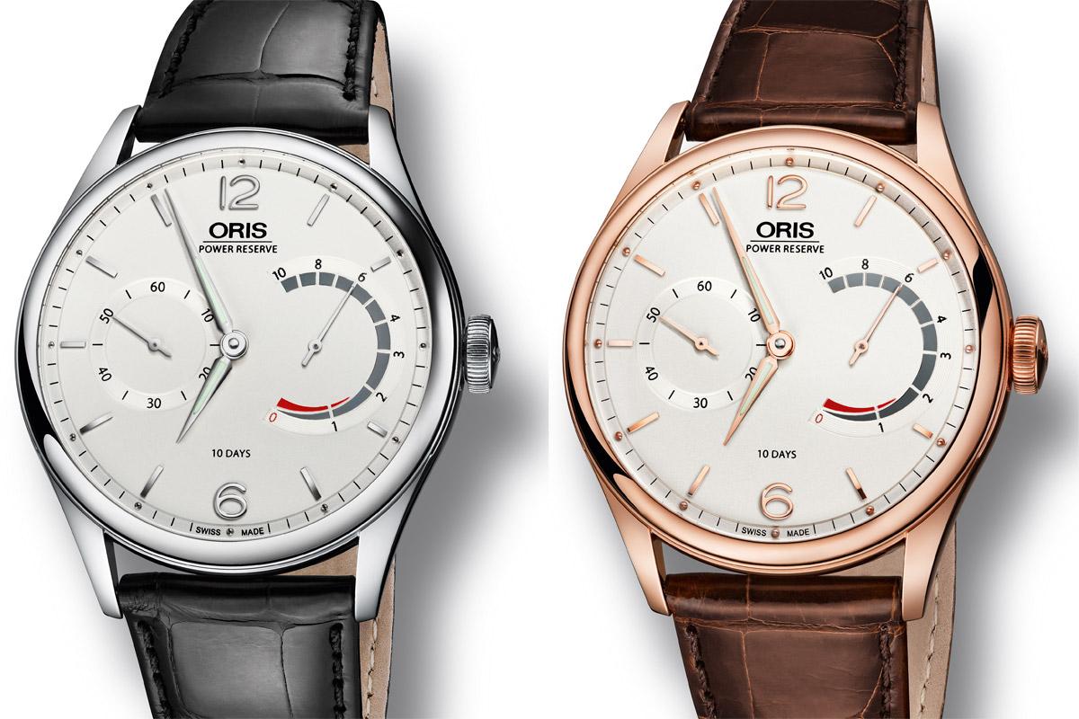 Oris 110 Year Limited Edition