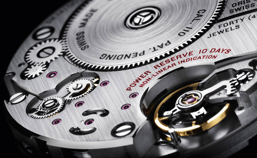 Oris Calibre 110 Year Limited Edition