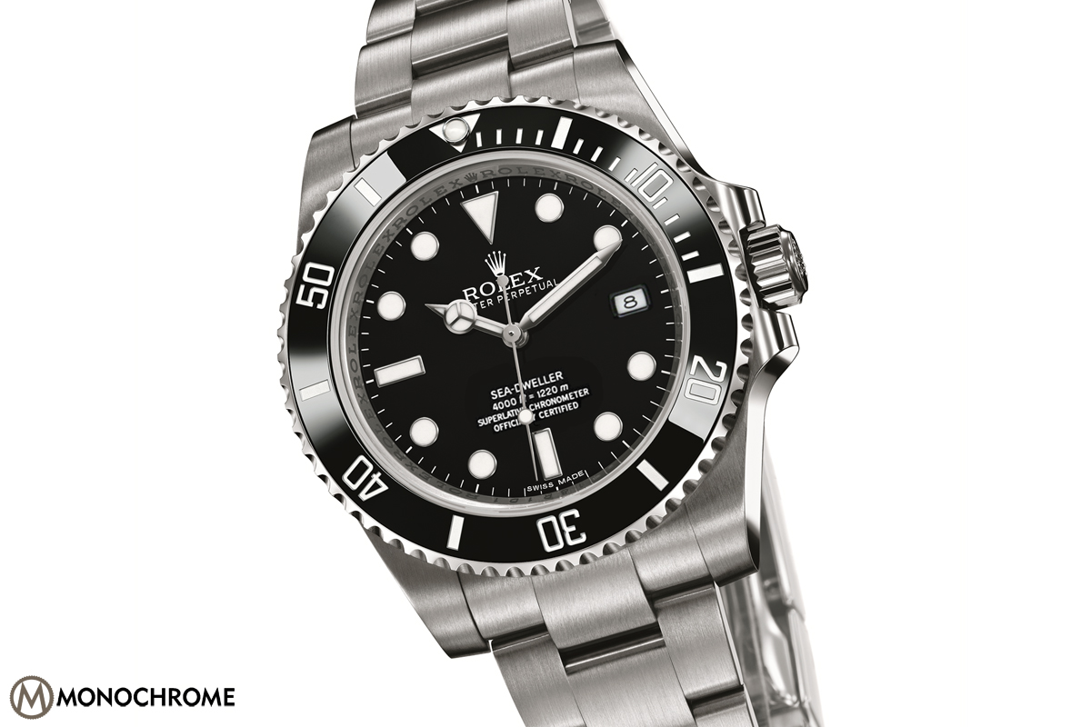 Rolex Sea-Dweller 2