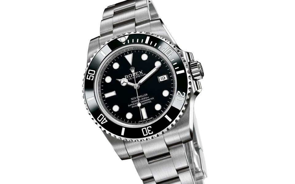 Rolex Sea-Dweller Mono