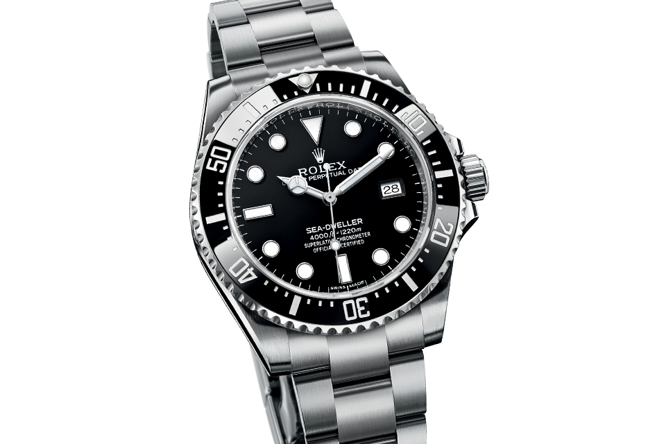 Rolex Sea-Dweller 4000 ref.116600