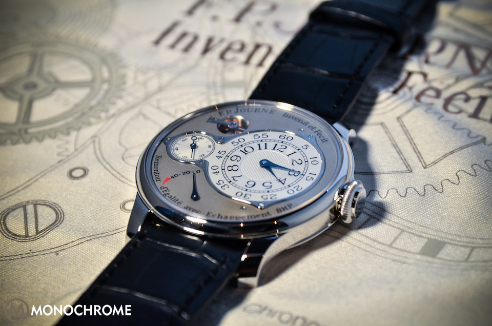 FP Journe Chronomètre Optimum