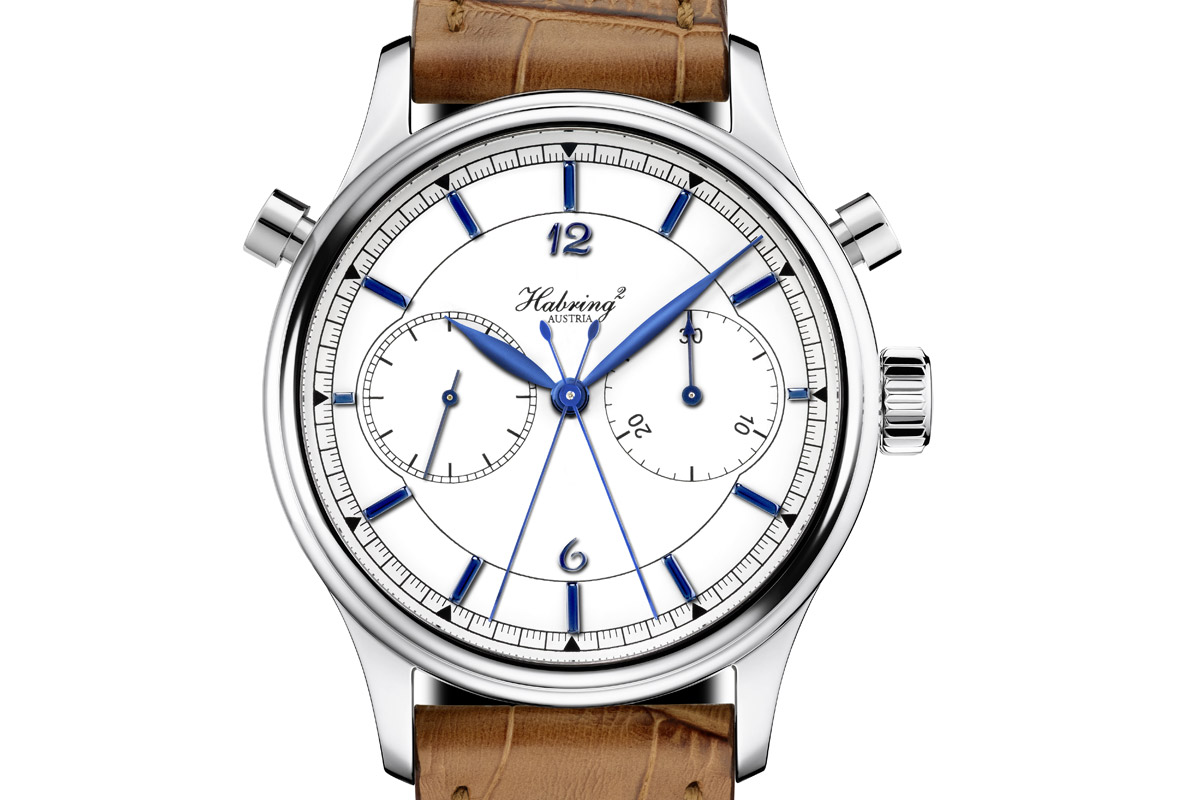 habring2 Doppel 3 Limited Edition Horlogerie Suisse
