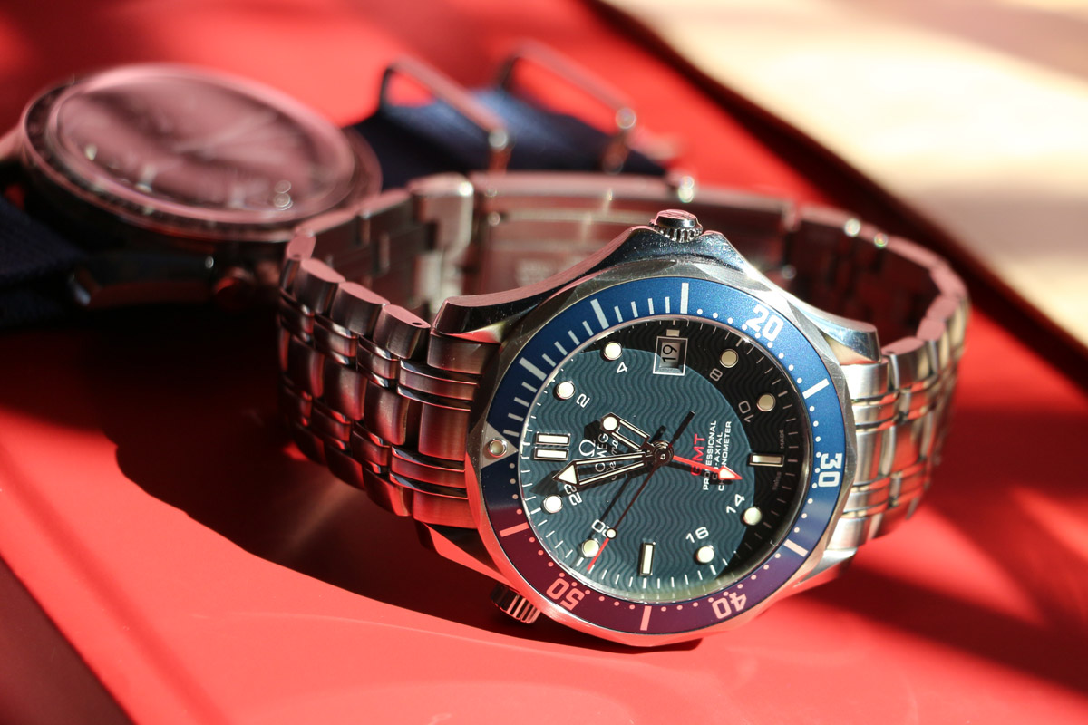 Omega Seamaster 300M GMT 25358000