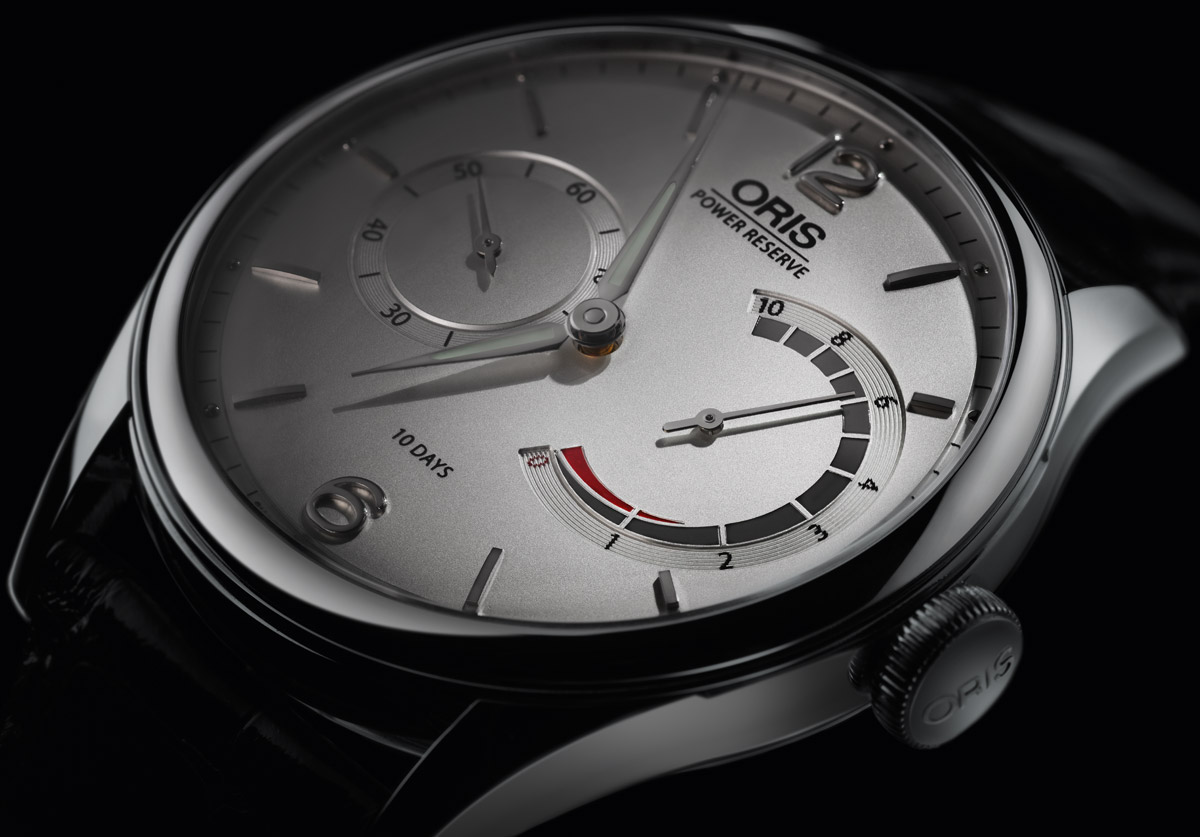 Oris 110 Year Limited Edition