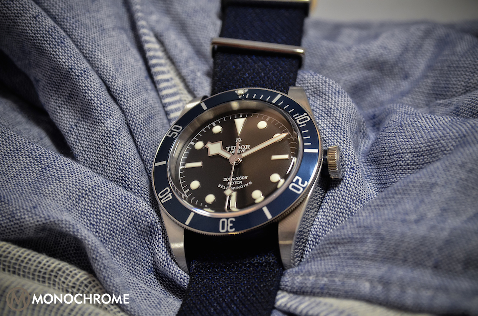 Tudor Heritage Black Bay Blue ref.79220