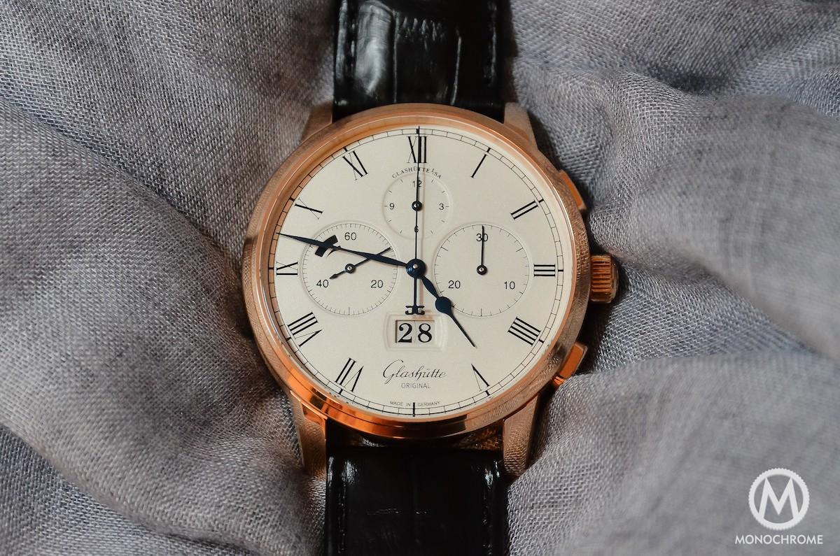Glashutte Original Senator Chronograph Panorama Date
