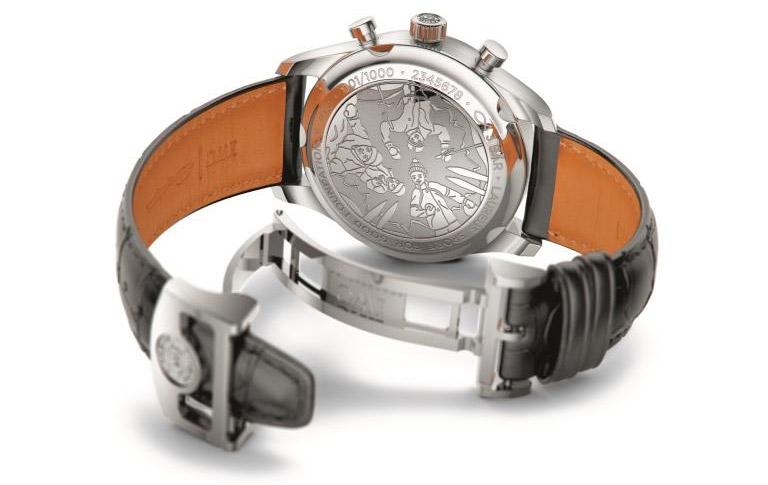 IWC Portuguese Chronograph Classic Laureus ref. IW390406