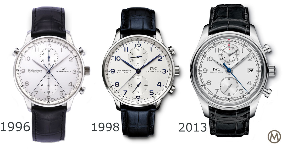 IWC Portuguese Chronograph collection