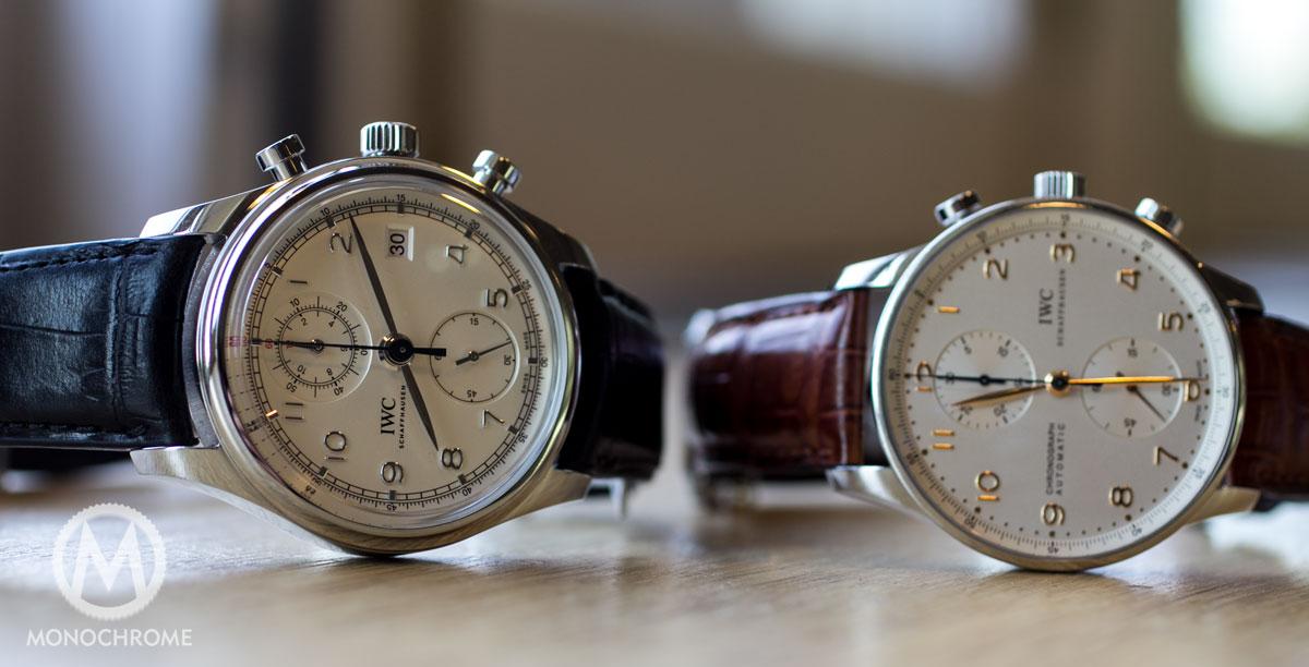 IWC Portuguese Chronograph Classic