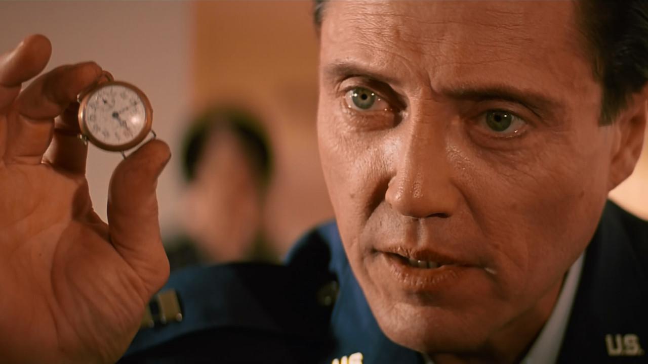Christopher Walken from Pulp Fiction