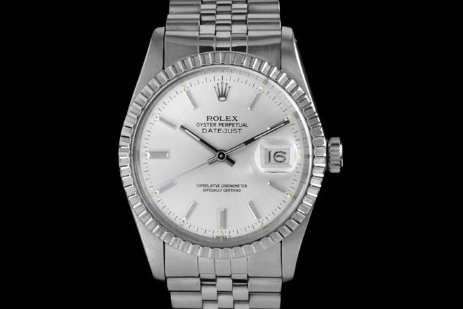 0df31ae64284 Horsing Around With a Vintage Rolex Datejust - Monochrome Watches