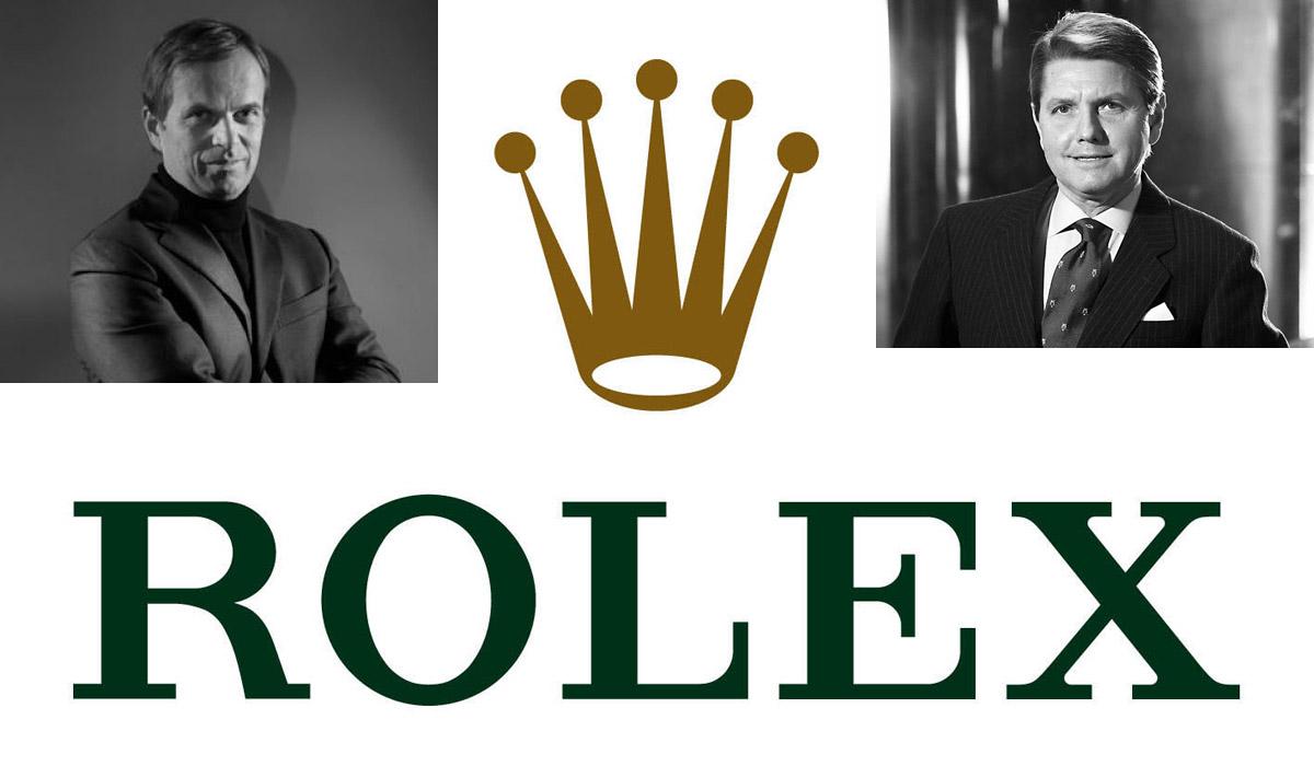 Rolex logo Dufour Marini
